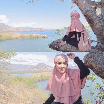 3. Hijab Instan