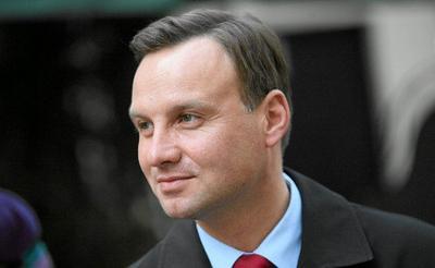 Andrzej Duda – Presiden Polandia