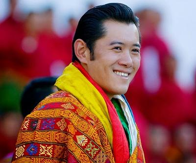 Jigme Khesar Namgyel Wangchuck, Raja Bhutan