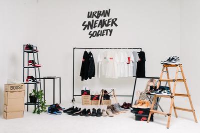 Para Pecinta Sneakers dan Streetwear, Ayo Datang ke Urban Sneaker Society 2.0