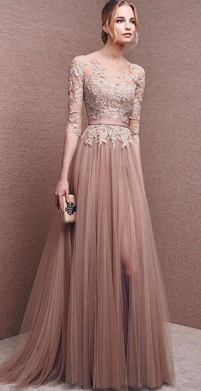 Lace Dress Kebaya untuk Tampilan Anggun Mempesona