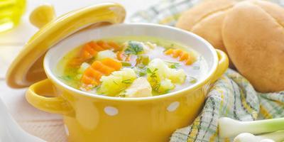 Menu Sup Bening