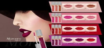 Selain Wardah, Ternyata Ada Pula Lipstik Lokal Halal dari Amalia Cosmetic Lip Cream Morocco Lho