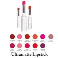 Zoya Scarlet Ultramatte Lipstick