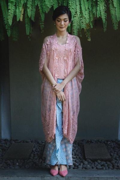 Long Kebaya Dress