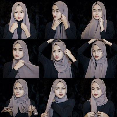 Wah, Ini Dia Tutorial Hijab Pashmina dengan Gaya Terbaru yang Harus Kamu Coba!