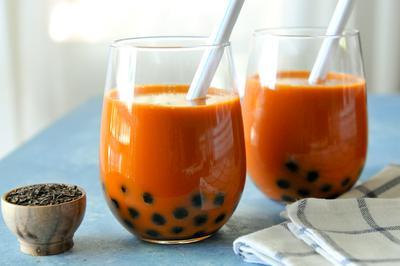 Ini Dia Resep Tiga Langkah Singkat Membuat Thai Tea Lezat, Kurang dari 10 Menit!