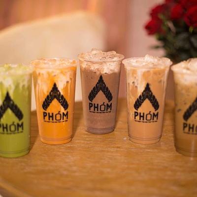 Phom Thai Tea