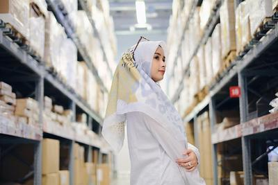 Inspirasi Model Hijab yang Disukai Pria