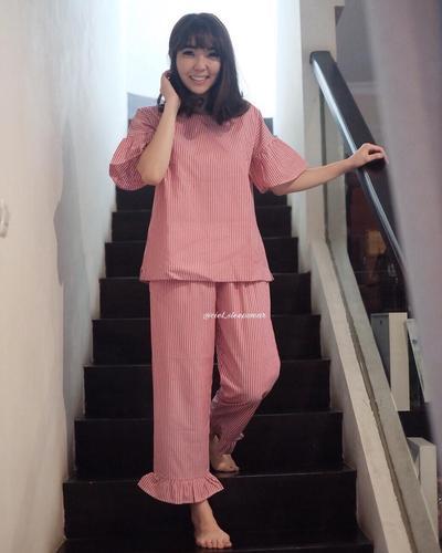 Set Cotton Pajamas