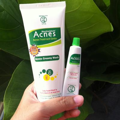 skincare Acnes bagus enggak sih? Beneran ampuh ngilangin jerawat? please share dong yang udah pakai