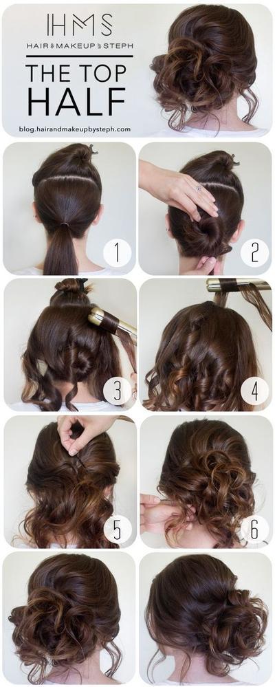 Curly Top Half