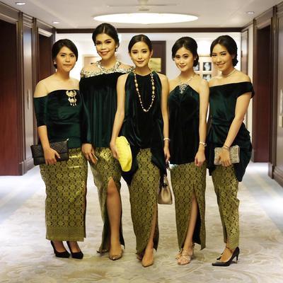 Style Modern Untuk Outfit Kebaya