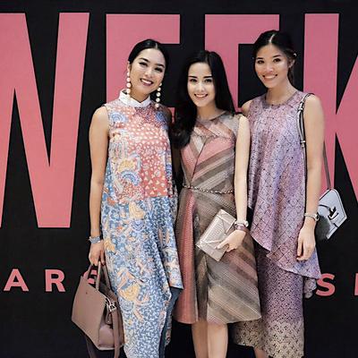 Variasi Dress Batik Modern