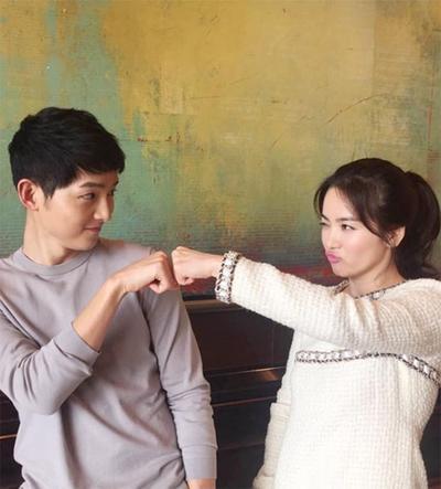 Memiliki Marga Sama, Apakah Pernikahan Song Joong-ki dan Song Hye-kyo Bisa Legal di Korea?