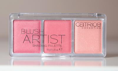 Catrice Blush Artist Shading Palette