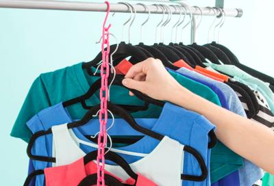 Lemari Kecil Bukan Lagi Jadi Masalah! Beberapa Trik Cerdas Menata Baju Ini Harus Kamu Terapkan