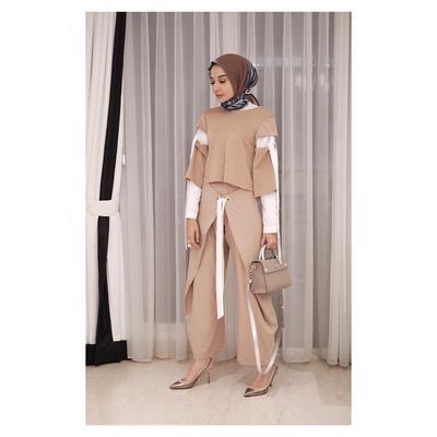 Tips Memilih Fashion Hijab Sesuai Karakter Diri