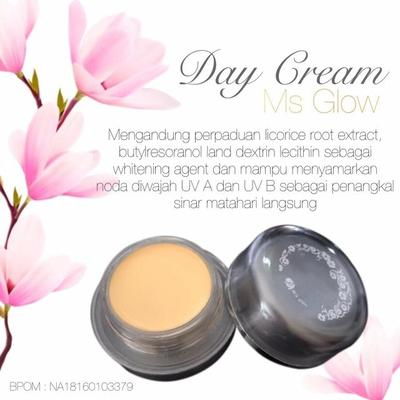 Brightening Day Cream MS Glow