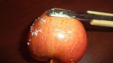 Jangan Sampai Keliru, Waspada dan Kenali Ciri-Ciri Apel Impor Berbahaya Ini!