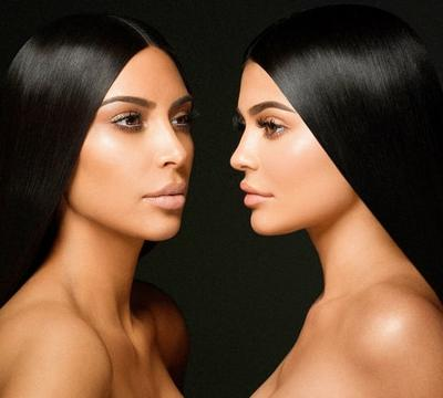 Kamu Akan Kaget, Kim Kardashian dan Kylie Jenner, Duo Kembar Ini Punya Kembaran Rahasia!