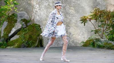 Koleksi Spring/Summer 2018 Chanel