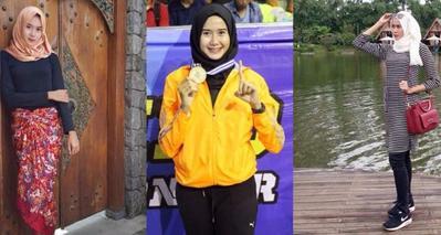 Bikin Bangga, 5 Atlet Berhijab Ini Viral dan Menjadi Sorotan Dunia!