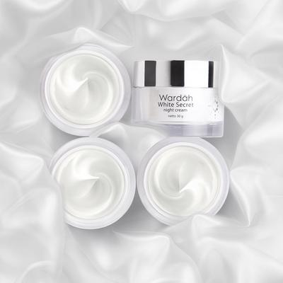 2. White Secret Night Cream