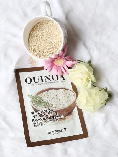 Skinfood Quinoa Facial Mask Sheet