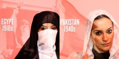 Ini Dia Foto-Foto Perkembangan Hijab di Berbagai Negara Sebelum Kekinian Seperti Sekarang