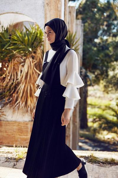 Hijab Turki Style