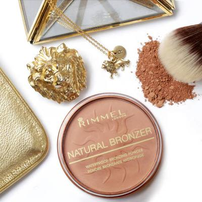 Bronzer & Blush On