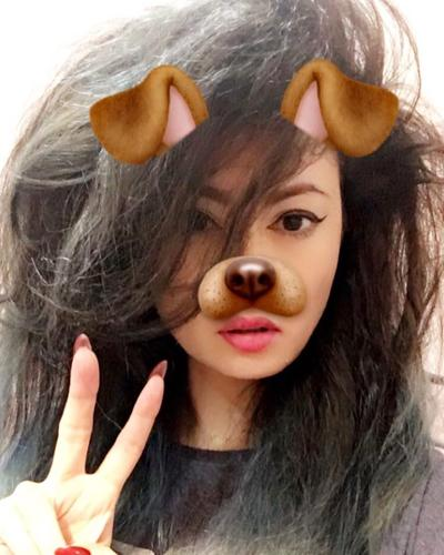 Sering Tampil Nyentrik, Ternyata Ini Tampilan Claudia Adinda Saat Tak Pakai Make Up Tebal