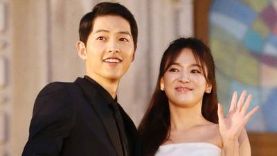 Banyak Netizen Menebak-Nebak, Seperti Inilah Prediksi Wajah Anak Song Song Couple di Masa Depan!