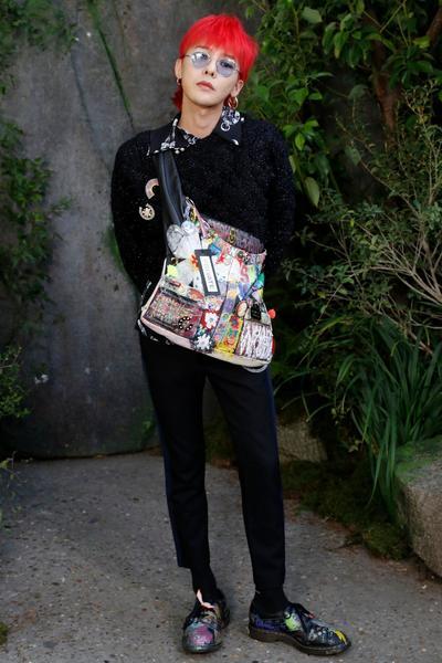 Wow, Ternyata Seperti Ini Gaya Para Selebriti Korea Saat Hadir di Paris Fashion Week 2018 Lalu