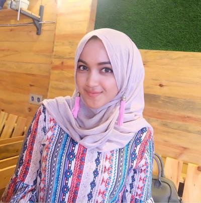 Tampil Cantik dan Memikat, Intip Pilihan Hijab yang Pas untuk Sehari-hari Ini!