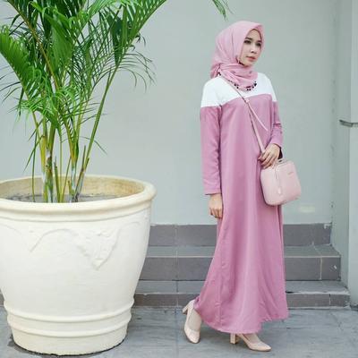 Hijab Pastel + Heels