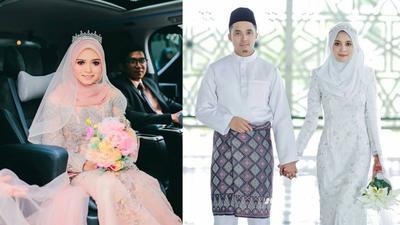 5 Rekomendasi Gaun Pengantin Muslimah Adat yang Lagi Booming dan Banyak Jadi Pilihan