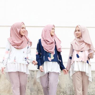 Jangan Salah Pilih, Ini Dia Rekomendasi Online Shop Hijab Instan di Instagram yang Berkualitas!