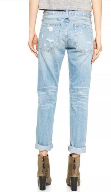 Ladies, Cek di Sini untuk Tahu Model Celana Jeans Apa yang Sesuai dengan Bentuk Tubuh Kamu!