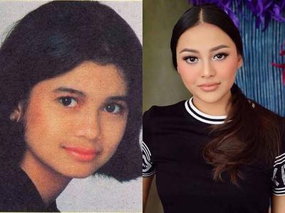 Duh, Cukup Kontras, Ternyata Ini Perbedaan Make Up Remaja Jaman Dulu VS Sekarang