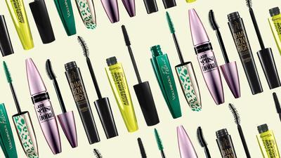 Natural Lipstick & Mascara