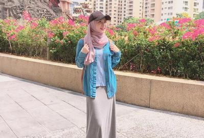 Pakai Model Hijab Seperti Ini Saat Ke Kampus, Dijamin Kamu Jadi yang Paling Hits!