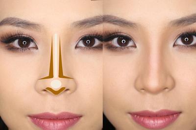 Bikin Hidung Terlihat Lebih Mancung dengan 4 Langkah Makeup yang Gampang Ini yuk, Ladies!