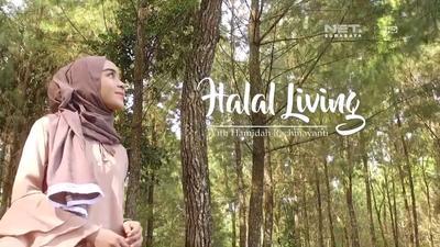 2. Menjadi Host Halal Living Net TV