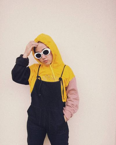 3. Sweater X Overall