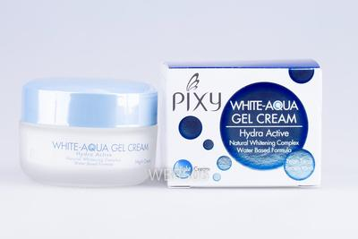 Pixy White Aqua Gel Niht Cream
