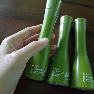 Mengapa Wardah Pure Olive Oil?