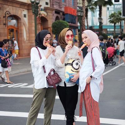 Ngefans dengan Para Selebgram Hijabers Ini? Ternyata Mereka Punya Gaya Hijab yang Berbeda