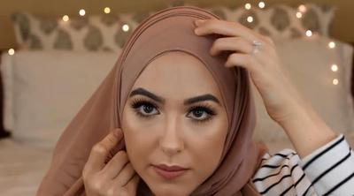 Langkah 4: Bawa Hijab Ke atas